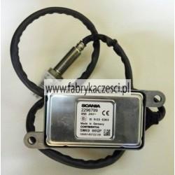Czujnik spalin Nox Scania 2296799 1872080